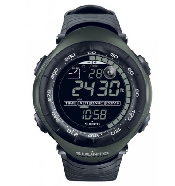 RECENZE - hodinky Suunto Vector Military Foliage Green 65ea1b4a42b